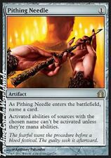 Pithing Needle // FOIL // Presque comme neuf // Return to Ravnica // Engl. // Magic Gathering