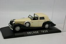Solido 1/43 - Delage 1939