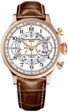 MOA10007 | BRAND NEW BAUME & MERCIER SOLID ROSE GOLD CAPELAND 44MM MEN'S WATCH