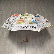 Tampa Tribune Comic Strip Umbrella Peanuts Dilbert Family Circus Garfield Cathy