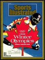 SI: Sports Illustrated January 27, 1988 Kellie Casey, Skiing, VERY GOOD