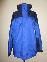WearGuard Blue Mens Jacket Coat Waterproof Size Medium