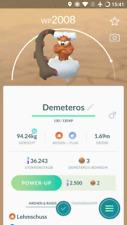 Pokémon Go Raid Demeteros / Landorus