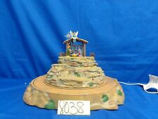 Lemax Village Collection Nativity Scene #74713 As-Is SS8038