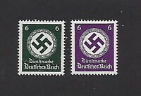 MNH  WWII emblem Postage stamp / Both 1934 & 1942 PF06 Issues From Mint sheets