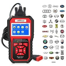 KONNWEI KW850 Professional OBD2 Scanner Auto Code Reader Diagnostic Check Eng...