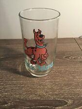 1982 Kings Island Amusement Park Scooby Doo Glass
