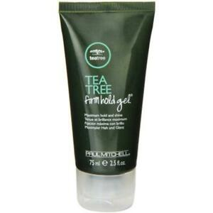 Paul Mitchell Tea Tree Firm Hold Gel, 2.5  OZ EACH  (THREE PACK)