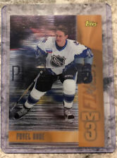 1998-99 Toops Mystery Finest Gold Pavel Bure