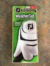 Fj WeatherSof 2 Glove Mens Cadet  00006000 Left Medium Gloves