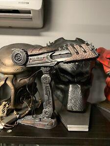 Custom Life-Sized Wolf Predator Shoulder Plasma Cannon Alien vs Predator