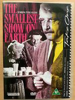 El más Pequeño Show On Earth 1957 Peter Sellers British Cinema Drama Clásico DVD