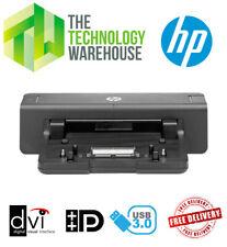 HP 2012 90W Docking Station - USB 3.0 - For HP Elitebook & Probook - A7E32AA