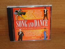 THE MUSICAL STARS OF HOLLYWOOD : SONG AND DANCE : CD Album : CDMOIR 581