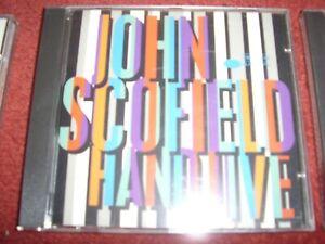 John Scofield - Hand Jive (CD 1994) [Blue Note Records]