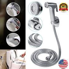Handheld Bidet Toilet Sprayer Set Kit Stainless Steel Hand Toilet Bidet Faucet