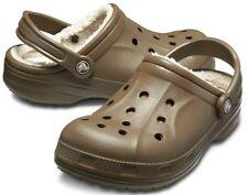 c11d6bd302453 Crocs Lined Clog - Ralen Fuzz - Unisex Size  Women 8   Men 6 -
