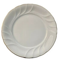 Mikasa Wedding Band Gold L9709 Dinner Plate Fine China Japan Priced Per Plate