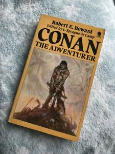 Conan the Adventurer - Robert E. Howard - Sphere Books