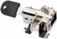Axa Bike Lock Bosch 2 Tube Battery Pack Lock Silver