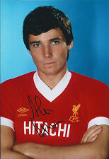 Alan HANSEN SIGNED Autograph Photo AFTAL COA Liverpool Legend Match of the Day