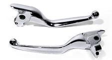 Handhebel Set Chrome für Harley-Davidson V-Rod VRSC 06- Hand Control lever Set