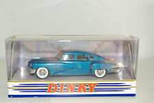 DINKY DY DY011/C TUCKER TORPEDO 1948 WITH REAR LIGHTS MIB RARE SELTEN!