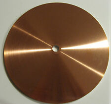 "rle 6""  COPPER LAP, BRAND NEW FACETING"