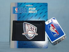 NEW JERSEY / Brooklyn  NETS   Nylon TriFold WALLET   by Rico   NIP