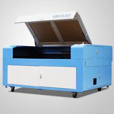 80W Co2 1200 x 900 mm Laser Cutting Engraving Machine Laser Cutter USB Chiller