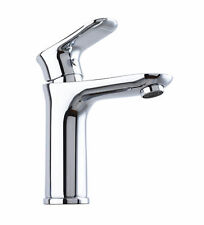 Single Handle Kitchen Bathroom Sink Faucet One Hole Tap Lavatory Brass,Chrome