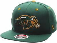 North Dakota State Bison Hat Cap Z Fit M/L By Zephyr Officially Licensed NWT
