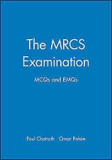 The MRCS Examination: MCQs and EMQs-ExLibrary