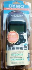 DYMO LetraTag Handheld Portable Electronic Label Maker Machine LT-100H Plus