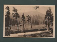 Wettstein, France, WW1 Infantry Cemetery, Chasseurs postcard unused  R 20a