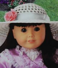 Brand New American Girl Samantha HAT ONLY From Bridesmaid Dress Gown Outfit