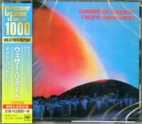 WEATHER REPORT-NIGHT PASSAGE-JAPAN CD Ltd/Ed B63