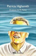 El talento de Mr. Ripley / The Talented Mr. Ripley, Paperback by Highsmith, P.