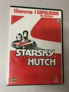 PC CD ROM STARSKY & KUTCH I CAPOLAVORI VIDEOGIOCO IL MIO CUMPUTER EMPIRE (M23)