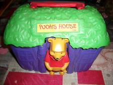 Disney Winnie the Pooh Spielzeug Haus Koffer usw