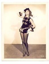ORIGINAL JANETTE MACDONALD IN SAN FRANCISCO MGM 1937 VERY GOOD  PHOTOGRAPH