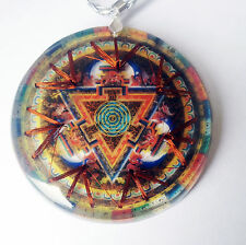 Mahakala Ring Resonator Metayantra Pranic Device, ORGONE