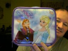 DISNEY FROZEN LUNCH COOL CARRY BAG PERFECT BIRTHDAY GIFT FREE UK POST