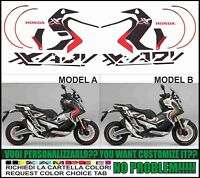 kit adesivi stickers compatibili X-ADV performance