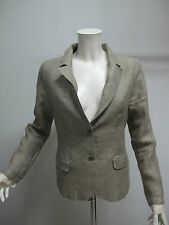 OTTOD'AME giacca donna mod.HG4183 col.BEIGE SCURO tg.48 estate 2012