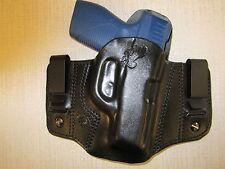 TAURUS PT 709 SLIM,  REVERSIBLE, IWB OR OWB, R H, formed pancake belt holster