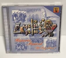 Los Angeles Azules Historia Musical CD Great Condition