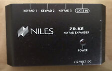Niles ZR-KE Keypad Expander For ZR-4 & ZR-6