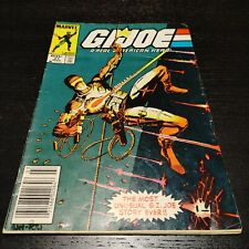G.I. Joe A Real American Hero 21. 1984. 1st Storm Shadow. VG or better.