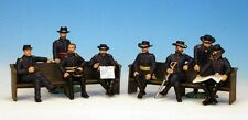 Frontline - Civil War Union Generals Meade & Grant, with 6 ADCs AUP5 Massaponax